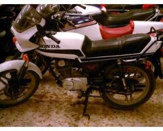 Honda Cb 125 del 1980   pienamente a Gubbio    Annunci