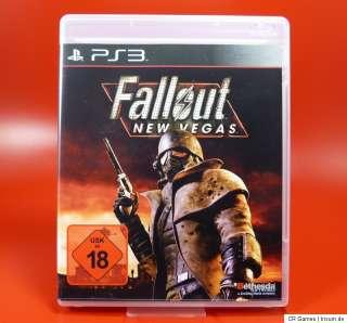 Fallout : New Vegas   wie neu   dt. Version   PS3 Spiel 0093155124844