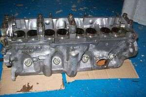 Cabriolet passat MK3 2.0 8v Engine Cylinder Head & valves   Breaking