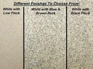White Sparkle Glitter Effect Flooring Vinyl Lino Floor!