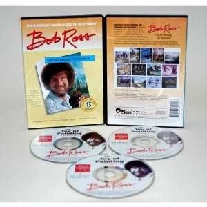 Weber Art RD0414D ROSS DVD JOY OF PAINTING SERIES 4