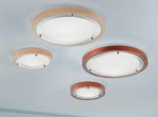 LINEA LIGHT Lampada Plafoniera soffitto parete CILIEGIO
