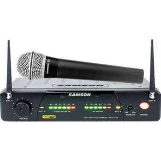 Samson Concert 277 Dual Channel Handheld Wireless Microphone System