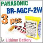 1X Panasonic BR CCF2TH Lithium 6V 5000mAh PLC battery