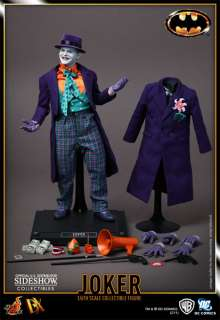 BATMAN 1989   JOKER DX NICHOLSON 12 1/6 Hot Toys PRECO