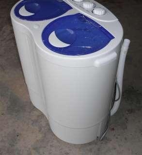 Panda Portable Mini Compact Countertop Washing Machine Washer 5.5lbs