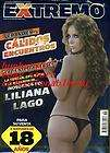 revista liliana lago mexico magazine extremo bran new nueva
