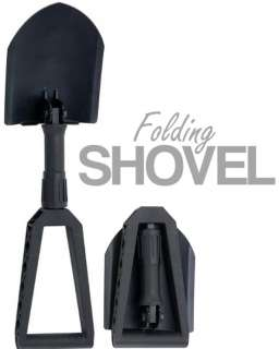 23 Tri Fold Folding Shovel Camping Camp Military Type Tool