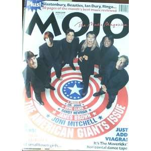Mojo Magazine Issue 57 (August, 1998) (Prince; Dr. John; Gene Clark