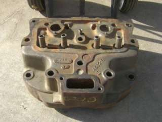 John Deere 620 630 Engine Cylinder Head