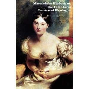 Marmaduke Herbert; or, The Fatal Error (Valancourt