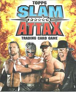 TOPPS WWE Slam Attax DIVAS TRADING CARD   See Which Cards Available