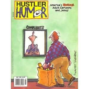 Hustler Humor (Hustler Humor, July 1998): Larry Flynt: Books