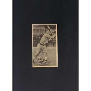1936 Goudey Wide Pen Type 4 Luke Appling VG/EX (BD)   MLB Pens: