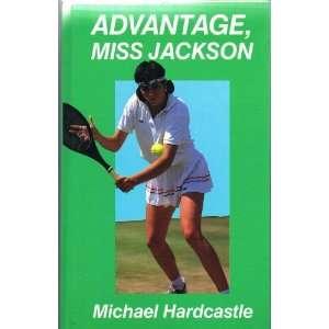 Miss Jackson (9780416150926): Michael Hardcastle, Sharon Gower: Books