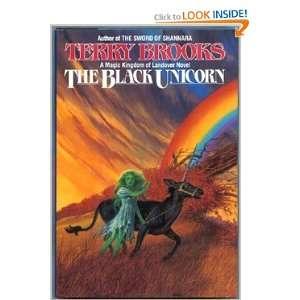 The Black Unicorn (9785550731086) Terry Brooks Books