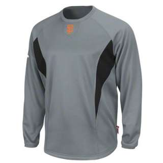 San Francisco Giants Authentic Collection Grey Road Therma Base