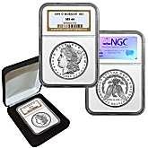 Morgan & Peace Collectible Silver Dollar Coins