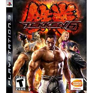 Tekken 6 Video Game   PlayStation 3 (PS3) at HSN