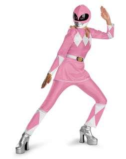Power Rangers Pink Ranger Adult Womens Costume