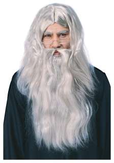 Harry Potter Costumes Harry Potter Accessories Albus Dumbledore Wig