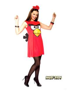 Angry Birds Sassy Red Bird Costume  Cheap Board & Video Games
