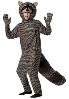 Home Theme Halloween Costumes Animal & Bug Costumes Raccoon Costumes
