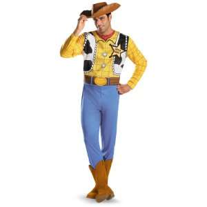 Disney Toy Story Woody Classic Adult Costume, 69862
