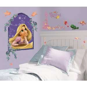 Disney Tangled Giant Wall Decal, 75521