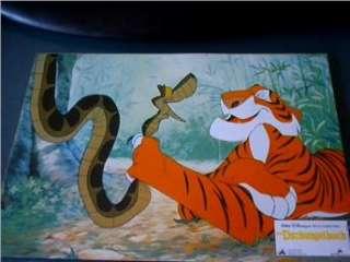 DJUNGELBOKEN Disney ÅR 1985 FOTO 7 på Tradera. Övrigt  Disney