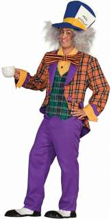 Mad Hatter Costume for Adults  Mad Hatter Halloween Costume