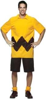 Peanuts Charlie Brown Kit Adul (Adult Costume)
