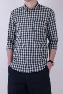 Slim Fit Shirt by A.P.C.   Navy   Buy Shirts Online at my wardrobe