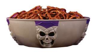 Skull Candy Bowl   Functional Halloween Party Dish! Impress your