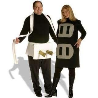 Plug & Socket Couples Set Plus Adult Costume     1617942