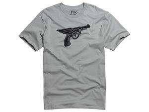 Fox Racing 6 Shooter Premium Mens Short Sleeve Casual Shirt