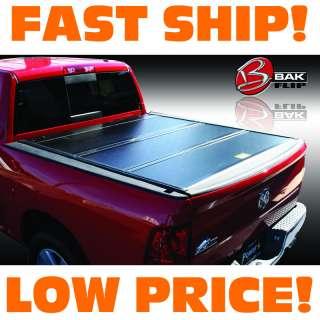 BakFlip G2 Hard Folding Tonneau Bed Cover 02 12 Dodge Ram Short Bed 6