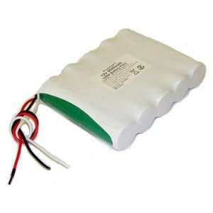 NiMH Battery Pack: 12V 5000mAh with 10K thermistor (10xC): Electronics