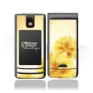 Design Skins for Nokia 6650   Yellow Flowers Design Folie