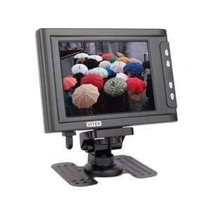 6.1 TFT Color LCD Monitor Vitek VTM LCD601: Car Electronics