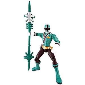 Power Ranger Samurai Samurai Ranger Forest Action Figure  Toys