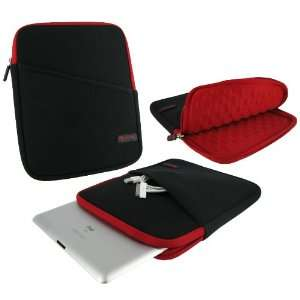 rooCASE Super Bubble Neoprene Sleeve Case Cover for Apple iPad 2