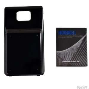 Incredicell 3500MAH Extended Life Samsung Galaxy S2