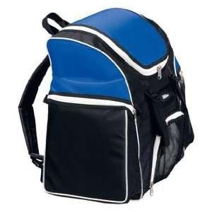 Wilson Premium Volleyball Player s Backpacks BLACK/ROYAL