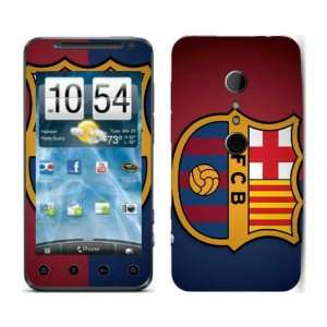 Meestick Barcelona FC Vinyl Adhesive Decal Skin for HTC