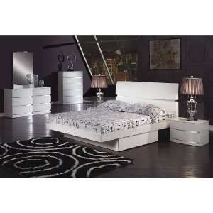 Platform Bedroom Set