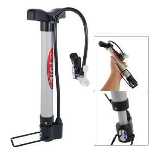 Como Bicycles Scooter Floor Stand Manual Air Pump Inflator