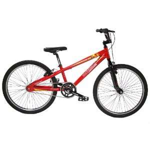 : Tony Hawk The Nuke Boys 24 Inch BMX Bike (Red): Sports & Outdoors