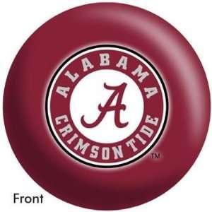 Alabama Crimson Tide Bowling Ball