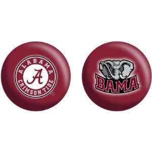 Alabama Crimson Tide NCAA Bowling Ball